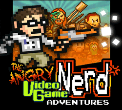 Angry Video Game Nerd Adventures