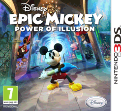Disney Epic Mickey: The Power of Illusion