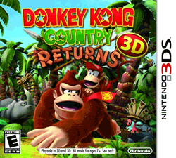 Donkey Kong Country Returns 3D by Juccatan - 3DS Savegames